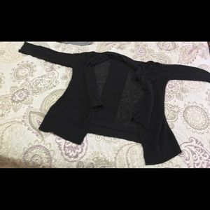 Light knit cardigan size large